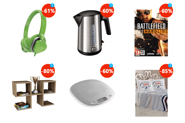 oferte emag stock busters martie 2016