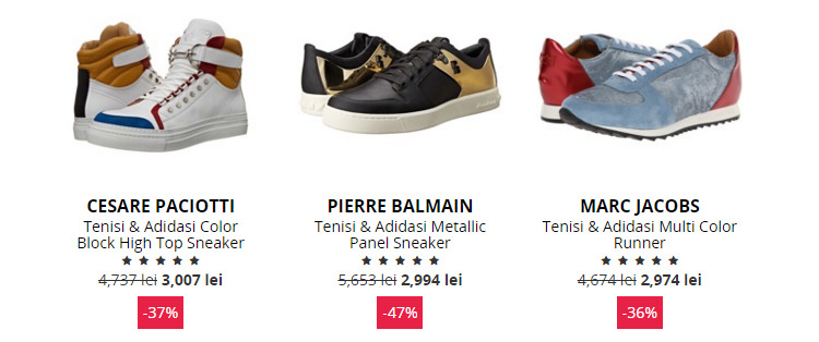 Pantofi sport barbati Boutique Mall