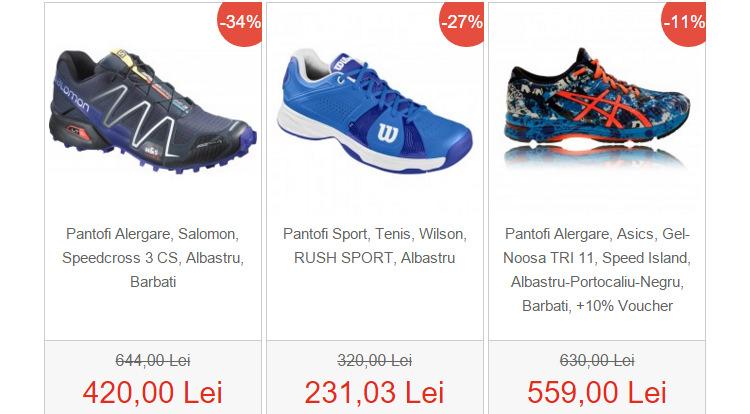 Pantofi sport barbati SportAddict