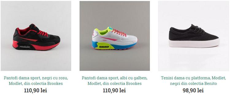 Pantofi sport dama Modlet