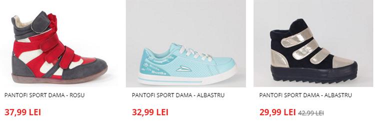 Pantofi sport dama PPT
