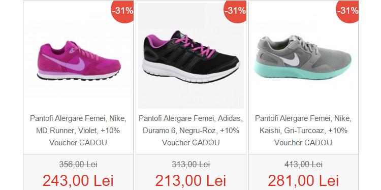 Pantofi sport dama SportAddict
