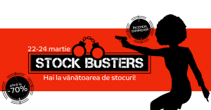 Stock Busters eMAG martie 2016