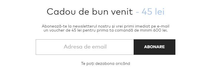 Abonare newsletter Somproduct
