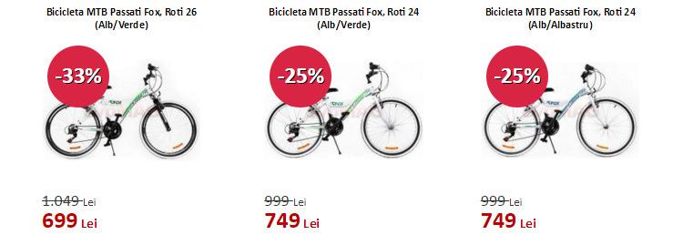 Biciclete ieftine evoMAG