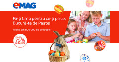Campanie eMAG reduceri Paste