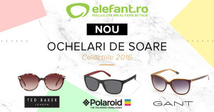 Elefant ochelari soare 2016