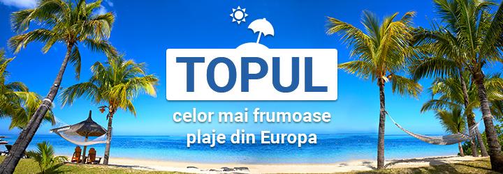 Cele mai frumoase plaje Europa
