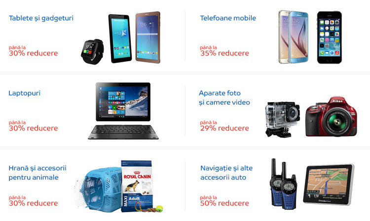 Reduceri eMAG gadgeturi diverse