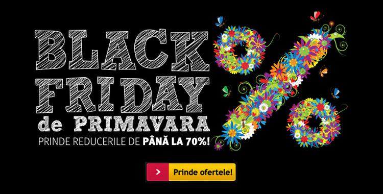 Start Altex Black Friday primavara 2016