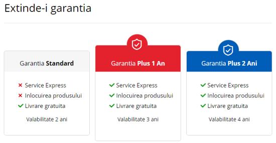 eMAG Garantia Plus