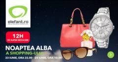 Noaptea Alba Shopping Elefant
