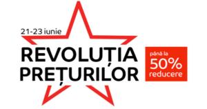 Revolutia Preturilor eMAG iunie 2016