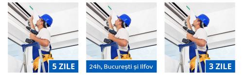 Servicii instalare aer conditionat eMAG