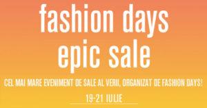 Fashion Days Epic Sale