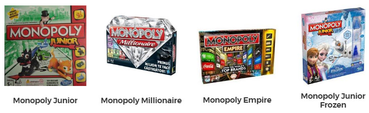 Monopoly Carturesti