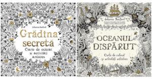 Johanna Basfort carti colorat adulti