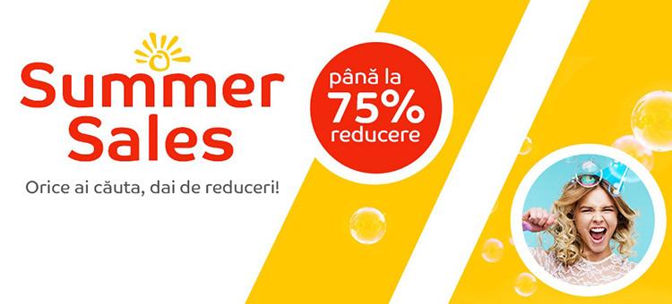 Summer Sales eMAG