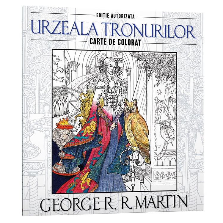 urzeala-tronurilor-carte-colorat
