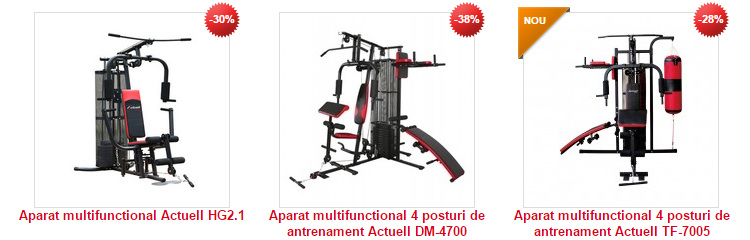 Aparate fitness SportPartner