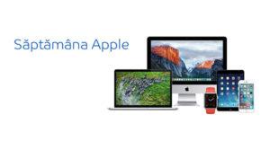 Saptamana Apple la eMAG aduce reduceri de sute de lei