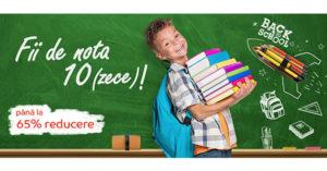 Prinde cele mai tari oferte Back to school 2016 de la eMAG!