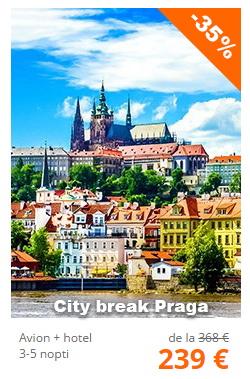 oferte city break praga