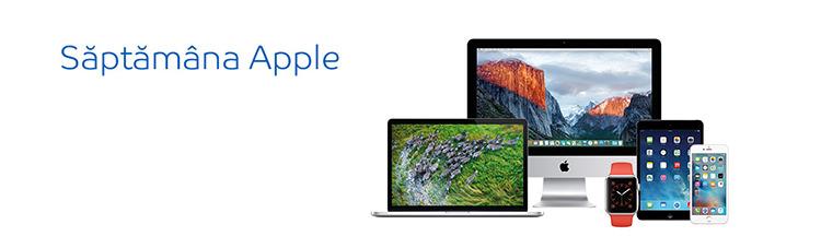 Saptamana Apple eMAG