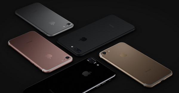 iPhone si iPhone 7 Plus