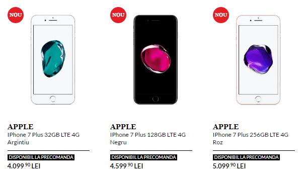precomanda iphone 7 plus quickmobile