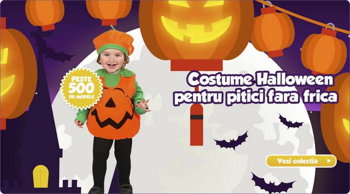 3pitici costume copii de halloween 2016