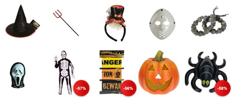 Accesorii costume de Halloween eMAG