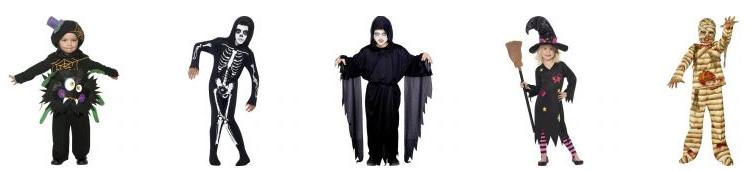 Costume de Halloween copii eMAG