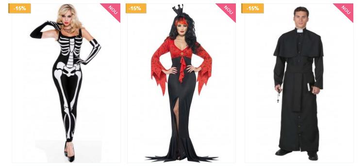Costume de Halloween WildFashion