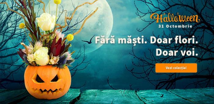 floria oferte de halloween 2016