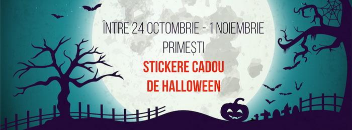 stickere oferte halloween 2016