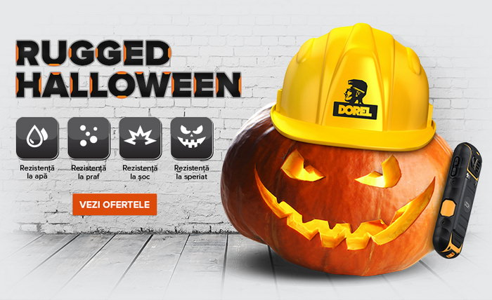 utok rugged halloween 2016