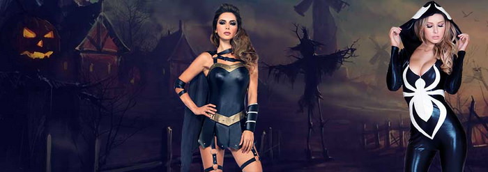 wildfashion costume de halloween 2016