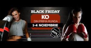 evoMAG Black Friday 2016 aduce prima runda de discount intre 1-4 noiembrie