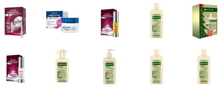 Cosmetice Gerovital eMAG