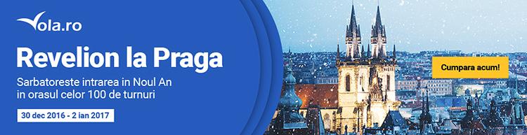 Destinatii Revelion Vola Praga