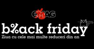 Ce oferte ne rezerva campania eMAG Black Friday 2016?