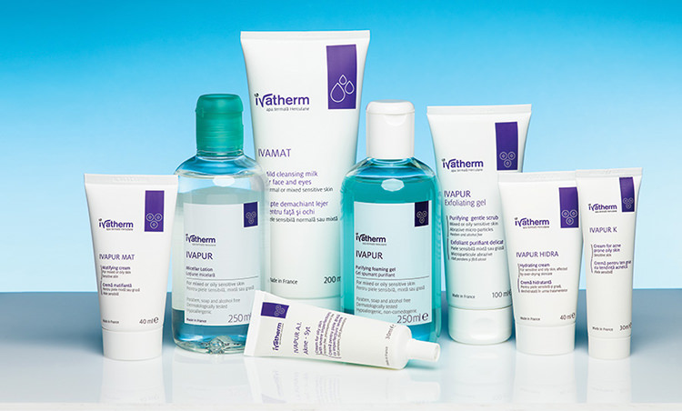 Produse cosmetice Ivatherm