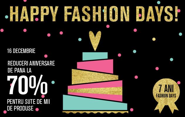 Aniversare FashionDays