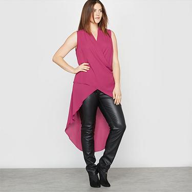 Bluza Castaluna roz FashionUP