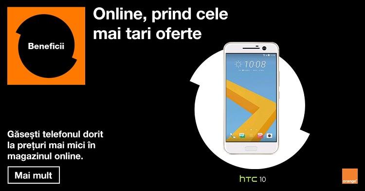 HTC 10 la Orange