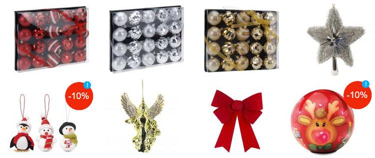 Modele ornamente brad eMAG