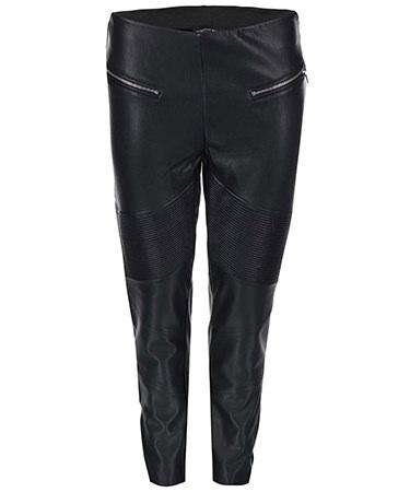 Pantaloni imitatie piele Dorothy Perkins ZOOT