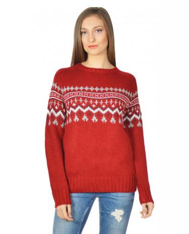 pulover-rosu-emag