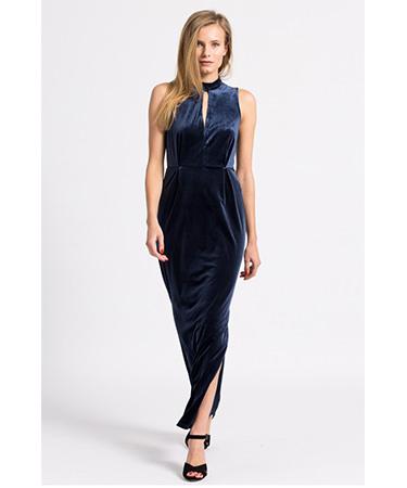 Rochie catifea Vero Moda Answear